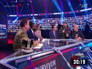 11月23日 2020WRESTLING_ WWE Survivor Series 英语