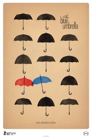 蓝雨伞之恋